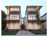 Infill Home Plans Modern Sustainable Home Design