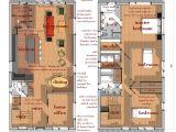 Infill Home Plans New Narrow Lot Modern Infill House Plans Plucker Design