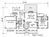 Innovative Home Plans Innovative Floor Plan 5624 5 Bedrooms and 3 Baths the