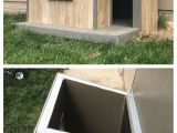 Insulated Cat House Plans the 25 Best Insulated Dog Houses Ideas On Pinterest