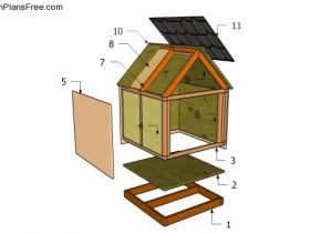 Insulated Dog House Building Plans Insulated Dog House Plans Free Garden Plans How to