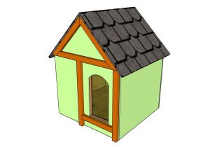 Insulated Heated Dog House Plans Simple Dog House Plans Myoutdoorplans Free Woodworking