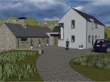Irish Home Plans Irish House Plans Mod056 Exterior 1 Youtube