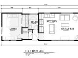 Irontown Homes Plans Sledhaus Modular Luxury In 572 Square Feet Tiny House Blog