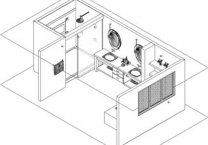 Isometric Drawing House Plans Gallery 20 20 Design New Zealand 2d 3d Kitchen