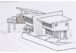 Isometric Drawing House Plans How to Create Sketch Designs when Designing A House