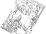 Isometric Drawing House Plans so How Do You Choose A Good Landscaper Lisa Cox Garden