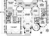 Italian Home Plans Italian House Plan 6 Bedrooms 5 Bath 8441 Sq Ft Plan