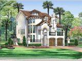 Italian Style Home Plans Italian House Plan 3 Bedrooms 3 Bath 3596 Sq Ft Plan