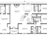 Jacobsen Manufactured Homes Floor Plans the Oak Hill Modular Home Floor Plan Jacobsen Homes
