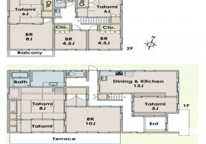 Japanese Home Floor Plan Japanese Home Floor Plan New Traditional Japanese House