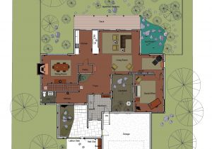 Japanese Home Floor Plan Japanese House for the Suburbs Traditional Japanese