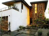 Japanese Inspired House Plans Stucco Home Style