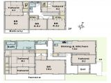 Japanese Style Home Floor Plans Japanese Home Floor Plan New Traditional Japanese House