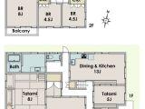 Japanese Style Home Floor Plans Nice Traditional Japanese House Floor Plan In Fujisawa