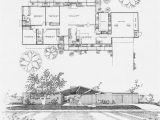 Joseph Eichler Home Plans Joseph Eichler Homes Modern House Mid Century Floor