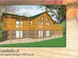 Katahdin Log Home Floor Plan Katahdin A Katahdin Cedar Log Homes Floor Plans