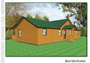 Katahdin Log Home Floor Plan Katahdin A Katahdin Cedar Log Homes Floor Plans