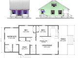 Katrina Home Plan the Katrina Cottage Model 1185