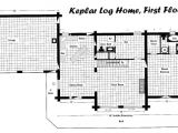 Keplar Log Home Floor Plan Beautiful Log Cabin for 56 000 Home Design Garden