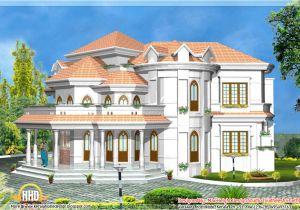 Kerala 3d Home Floor Plans 5 Kerala Style House 3d Models Kerala Home Design and