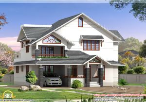 Kerala 3d Home Floor Plans Indian Style 3d House Elevations Kerala Home Design and