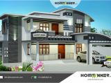 Kerala 3d Home Floor Plans Kerala Contemporary 2550 Sq Ft 3 Bedroom Home Design