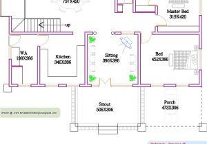 Kerala Home Design Plans Kerala Home Plan And Elevation 2800 Sq Ft Kerala