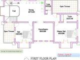 Kerala Home Floor Plans Kerala Home Plan and Elevation 2800 Sq Ft Kerala