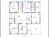 Kerala Home Floor Plans Kerala Style Single Storied House Plan and Its Elevation
