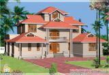 Kerala Home Plan Design Kerala Style Beautiful 3d Home Designs Kerala Home
