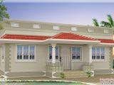 Kerala Home Plan Single Floor 1000 Sq Feet Kerala Style Single Floor 3 Bedroom Home