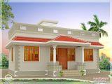 Kerala Home Plan Single Floor Kerala Single Floor House Modern House Floor Plans One