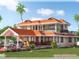 Kerala Home Plans August 2012 Kerala Home Design and Floor Plans