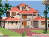 Kerala Home Plans Kerala Style Beautiful 3d Home Designs Kerala Home