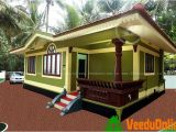 Kerala Homes Plans Low Cost Beautiful Low Cost Kerala Home Design 647 Sq Ft