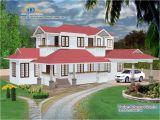 Kerala Housing Plans 5 Beautiful Home Elevation Designs In 3d Kerala Home