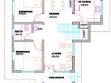 Kerala Housing Plans Kerala Home Plan and Elevation 1300 Sq Feet Kerala
