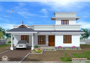 Kerala Model Home Plans with Photos 1950 Sq Feet Kerala Model One Floor House Kerala Home