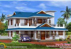 Kerala Model Home Plans With Photos 2350 Sq Feet Home Model In Kerala  Kerala Home Design