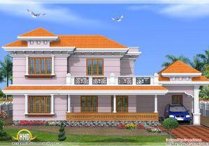Kerala Model Home Plans with Photos Kerala Model 2500 Sq Ft 4 Bedroom Home Kerala Home