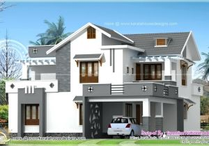 Kerala Model Home Plans with Photos New Kerala Homes Model House Plans Models Home Single