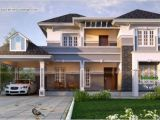 Kerala New Home Plans New Kerala House Plans October 2015
