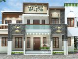 Kerala New Home Plans New Kerala House Plans with Front Elevation