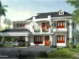 Kerala New Home Plans New Style Kerala Luxury Home Exterior Home Kerala Plans