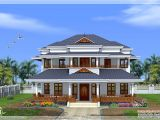Kerala Style Home Design Plans Traditional Kerala Style Home Kerala Home Design and
