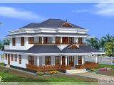 Kerala Style Home Plan Traditional Kerala Style Home Kerala Home Design and