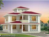 Kerala Style Home Plans 4 Bhk Kerala Style Home Design Kerala Home Design and