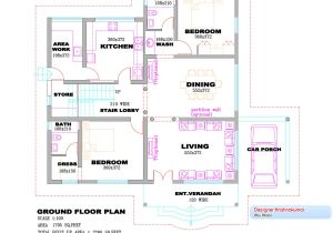 Kerala Style Home Plans and Elevations Kerala Villa Design Plan and Elevation 2760 Sq Feet