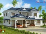 Kerala Style Home Plans and Elevations New Modern Kerala Style House Plans and Elevations